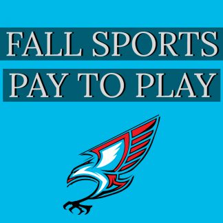 FALL Pay to Play Sports Fees